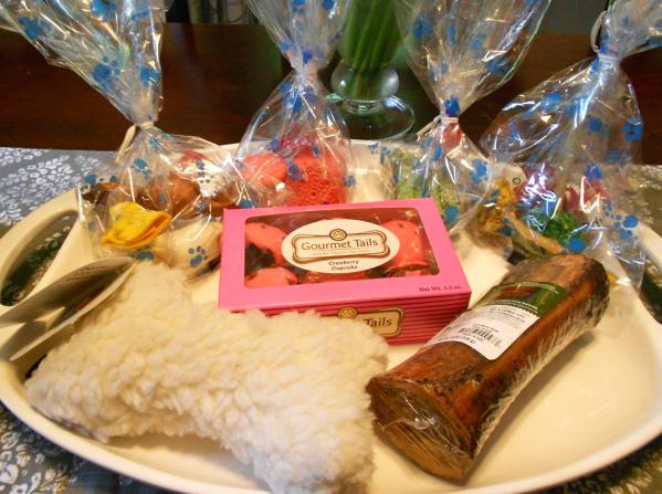 Inspiration Senses - Paw-py Birthday - Doggie Treats & Gifts