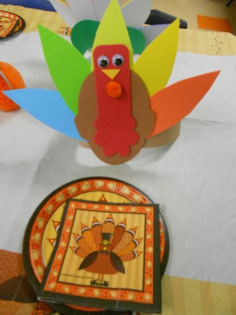 Inspiration Senses - Preschool Thanksgiving