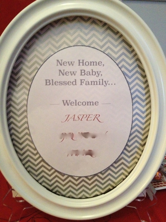 Inspiration Senses - Elephant-Styled Baby Shower and House Warming