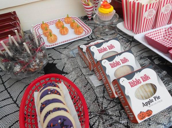 Halloween Carnival - Desserts