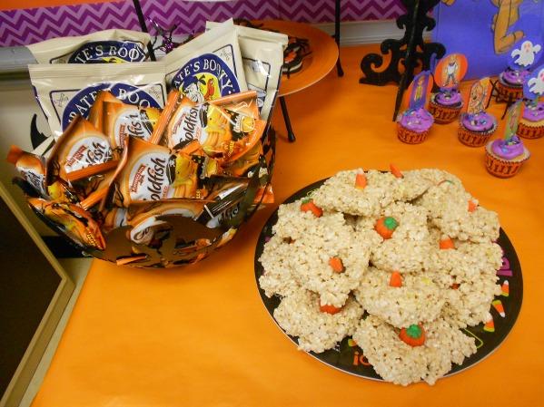 Scooby Doo Halloween Party - Treats