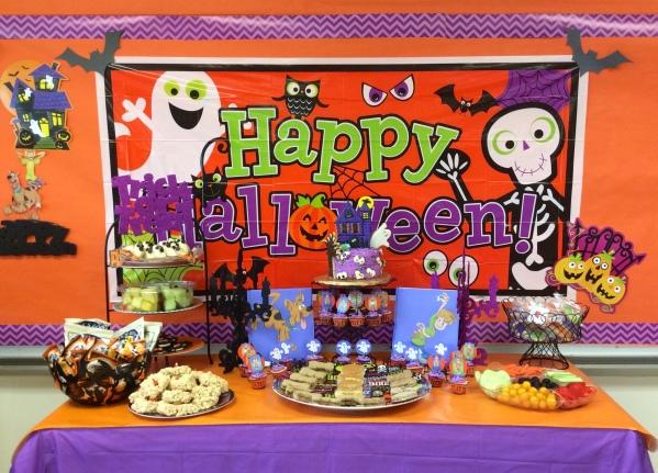Scooby Doo Halloween Party