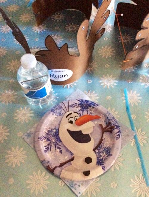 Inspiration Senses - Frozen Party - Reindeer Antlers