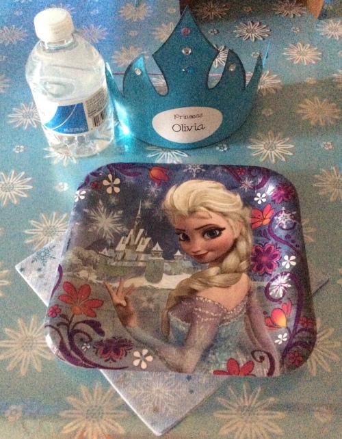 Inspiration Senses - Frozen Party - Tiara